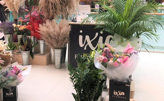 IXIA Flowers at John Lewis